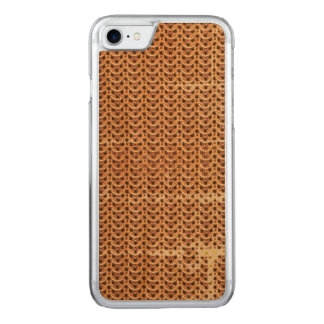 Rusted Chain Mail Carved iPhone 7 Case