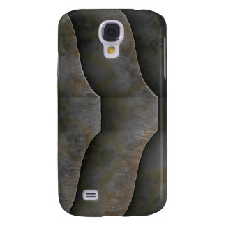 Rusted Metal Fins Galaxy S4 Cases