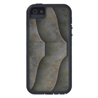 Rusted Metal Fins iPhone 5/5S Cases