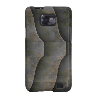 Rusted Metal Fins Samsung Galaxy SII Cases