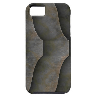 Rusted Metal Fins iPhone 5 Cases