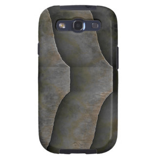 Rusted Metal Fins Samsung Galaxy SIII Cover
