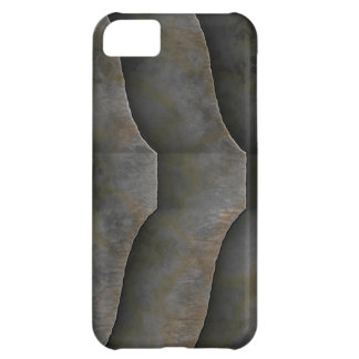 Rusted Metal Fins iPhone 5C Cases