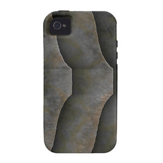 Rusted Metal Fins Case-Mate iPhone 4 Cover