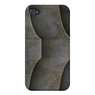 Rusted Metal Fins iPhone 4/4S Covers
