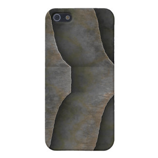 Rusted Metal Fins Cover For iPhone 5/5S