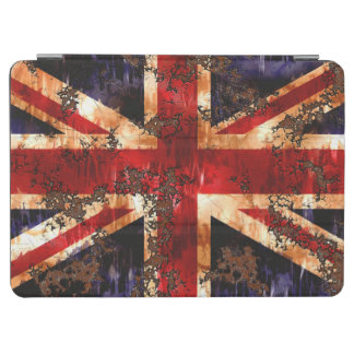 Rusted Patriotic United Kingdom Flag iPad Air Cover