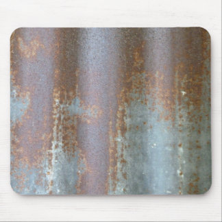 Rusted Tin Mouse Mat