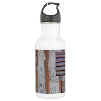 Rustic American Flag 532 Ml Water Bottle