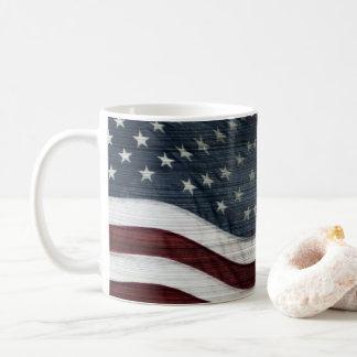 Rustic Americana Mug