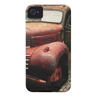 Rustic Antique Truck iPhone 4 Case-Mate Cases