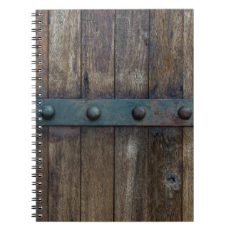 Rustic Barn Board Notebook