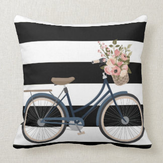 Rustic Bike Pillow