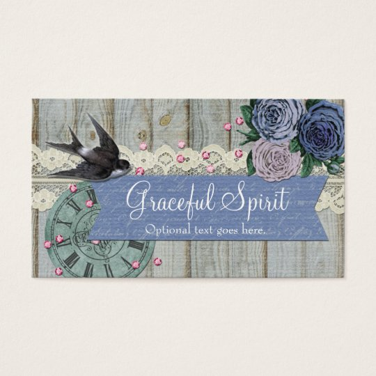 Rustic Bird Vintage & Crafting - Graceful Spirit