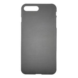 Rustic Black Chalkboard Printed iPhone 7 Plus Case