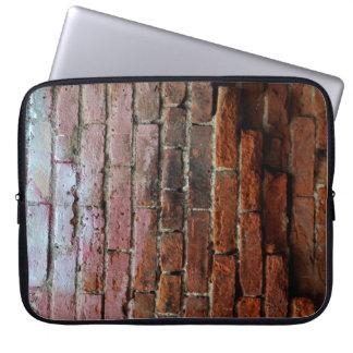 Rustic Bricks Computer Sleeves