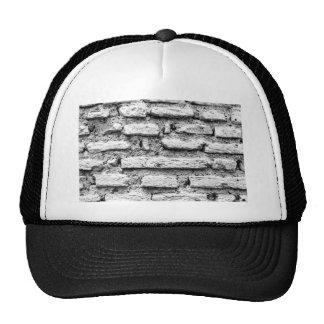 Rustic brickwall cap