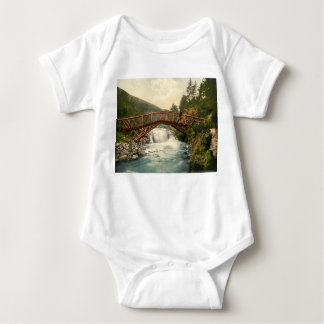 Rustic Bridge in Glenariff. Co. Antrim, Ireland T-shirt