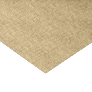 Rustic Brown Burlap Tissue Paper