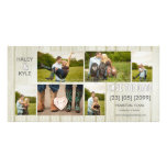 Rustic Country Save the Date Photo Cards