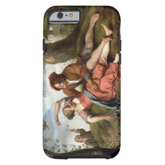 Rustic Courtship Tough iPhone 6 Case