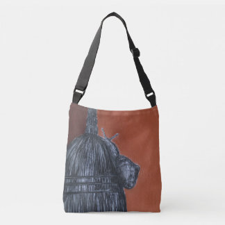 Rustic Custom All-Over-Print Cross Body Bag