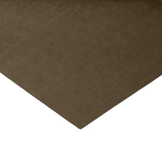 Rustic Dark Brown Burlap Tissue Paper