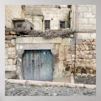 Rustic Door No. 4 Poster