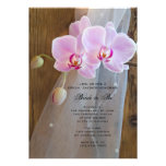 Rustic Elegance Country Bridal Shower Invitation