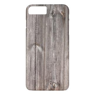 Rustic Faux Wood Texture iPhone 7 Plus Case