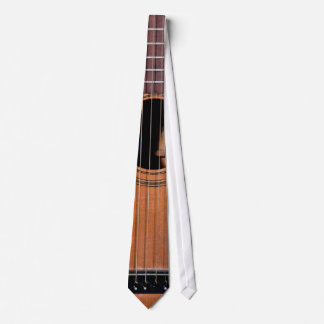 Rustic guitar tie