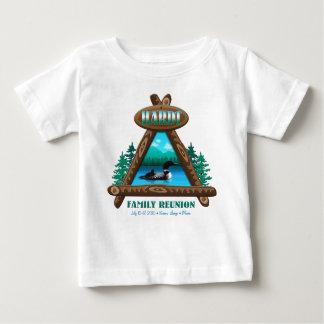 Rustic Hardt Family Reunion Baby T-Shirt