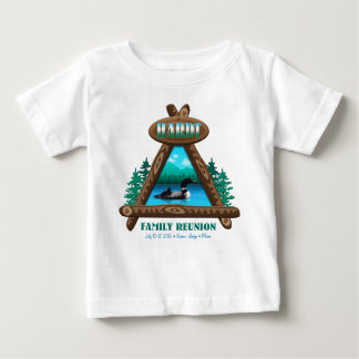 Rustic Hardt Family Reunion T Shirts