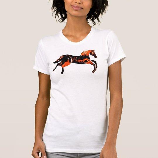 Rustic horse T-Shirt