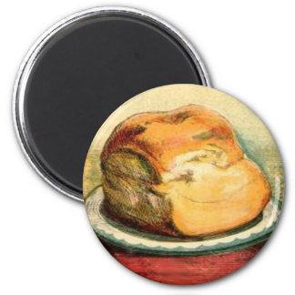 Rustic Kitchen Magnet