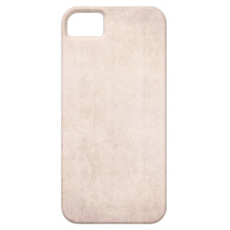 Rustic Light Apricot Barely There iPhone 5 Case