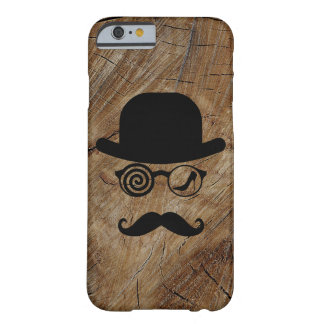 Rustic Londoner Wolf Who Loves .... Barely There iPhone 6 Case