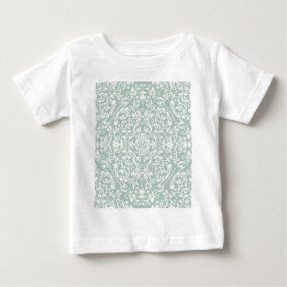 rustic,mint,vintage,damasks,shabby chic,victorian, baby T-Shirt