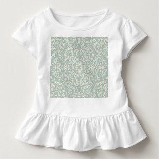 rustic,mint,vintage,damasks,shabby chic,victorian, toddler T-Shirt