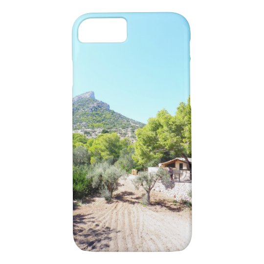Rustic Mountain Photography Case