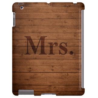 Rustic Mrs.