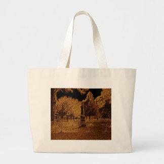 Rustic Peace Jumbo Tote Bag