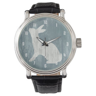 Rustic Rabbit Watch