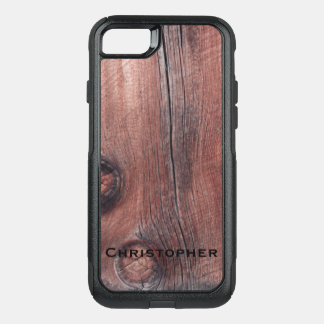 Rustic Red Barn OtterBox Commuter iPhone 7 OtterBox Commuter iPhone 7 Case