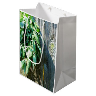 Rustic Sage Medium Gift Bag