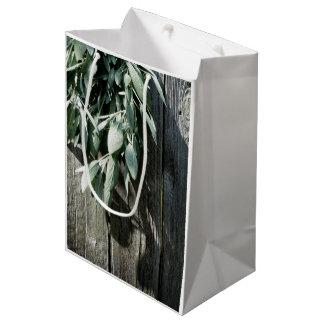 Rustic Sage Medium Gift Bag