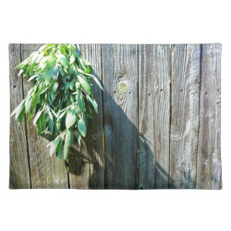 Rustic Sage Placemat