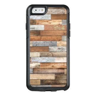 Rustic Salvaged Barnyard Woodgrain Phone OtterBox iPhone 6/6s Case