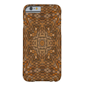 Rustic Scales Barely There iPhone 6 Case