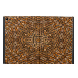 Rustic Scales Colorful iPad Air Cases